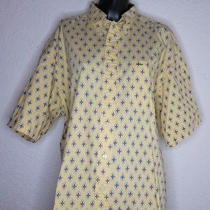 Vintage Tommy Hilfiger Mens Large Button Up Shirt
